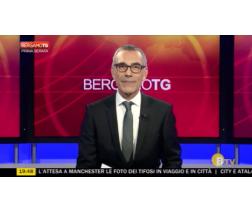 INTERVISTA SU BERGAMO TV
